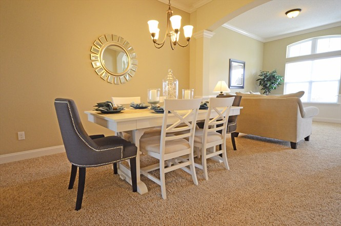 Rivertown Dennis Homes - Edgewater Dining