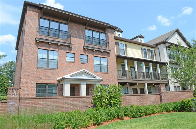 Tapestry Park Condo For Sale #201 - Front Entrance