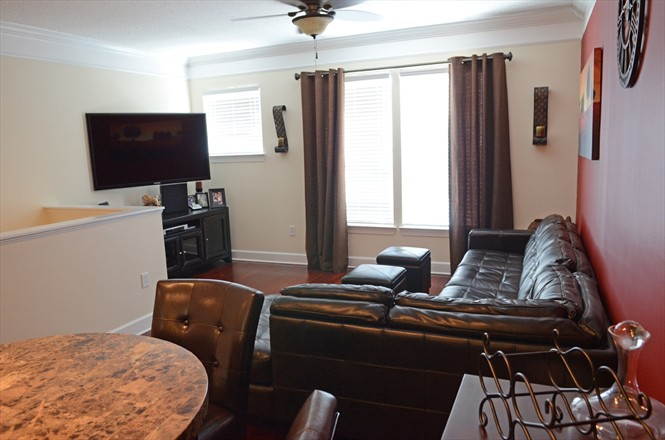 Tapestry Park Condo For Sale #201 - Living Room
