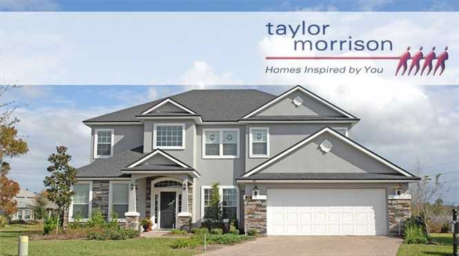 Taylor Morrison Homes - Jacksonville New Home Bulder