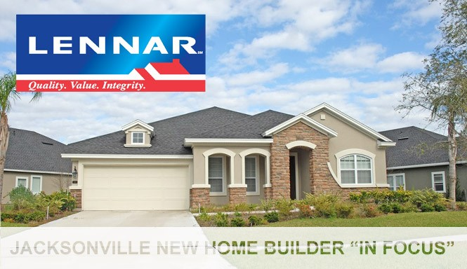 Lennar - Jacksonville New Home Builder
