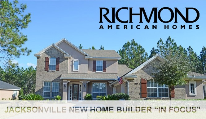 Richmond American Homes - Jacksonville New Home Builder