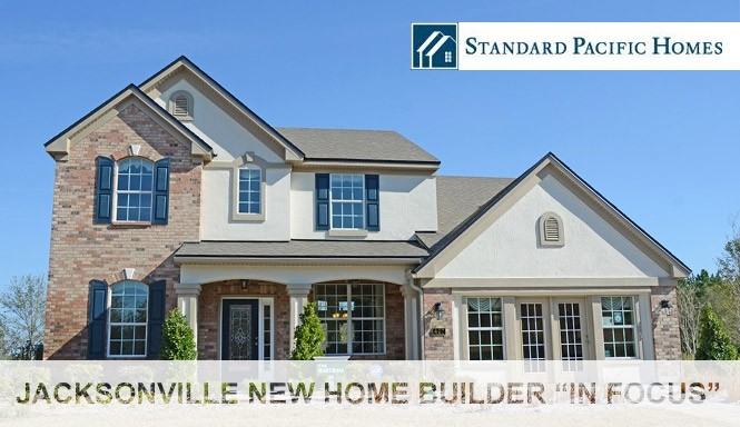 Standard Pacific Homes - Jacksonville New Home Builder In Focus