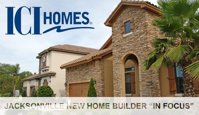 ICI Homes - Jacksonville New Home Builder