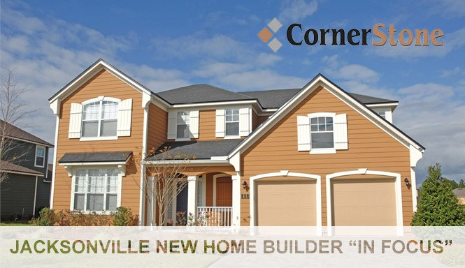 Corner Stone Homes - Jacksonville New Home Builder