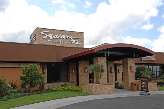 Seasons 52 Jacksonville FL