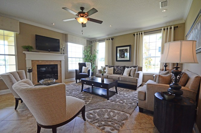 Cedar Bay Northside Jacksonville FL - Mattamy Model Home