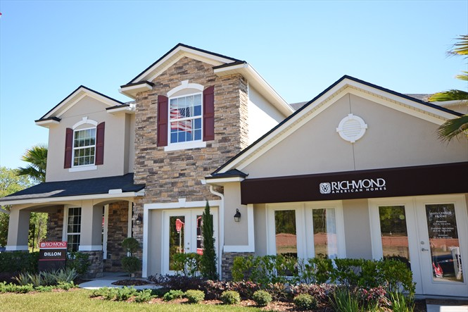 Silverthorn New Homes Community Dillon Model