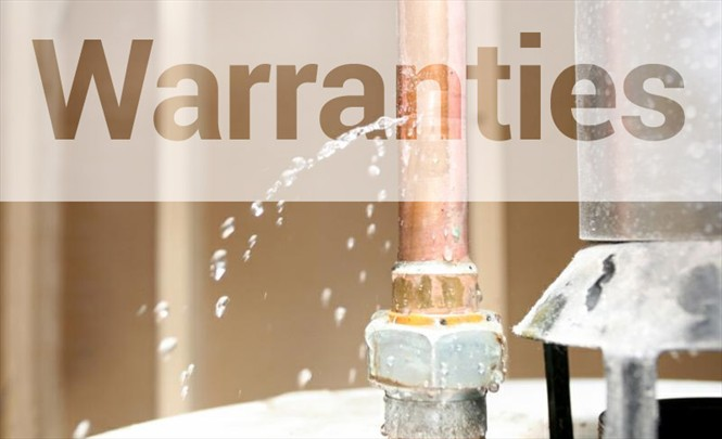 Warranties for Newly Built Homes