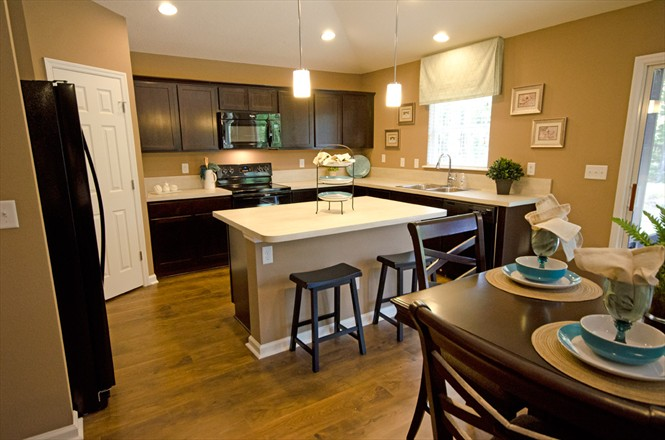 Ambridge Cove New Home Community in Northside Jacksonville FL - Kitchen