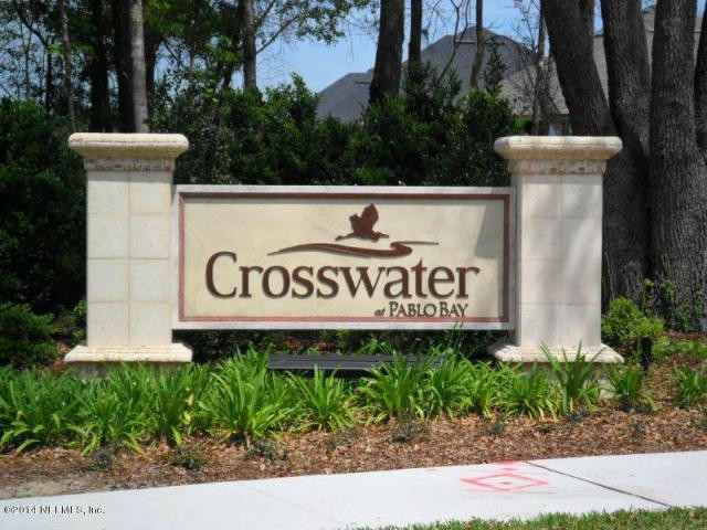 In about 18 months, Crosswater has almost fully sold.