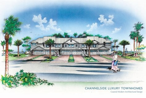 Channelside Single Family Attached Townhomes