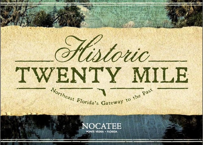There are three distinct communities in Twenty-Mile at Nocatee.