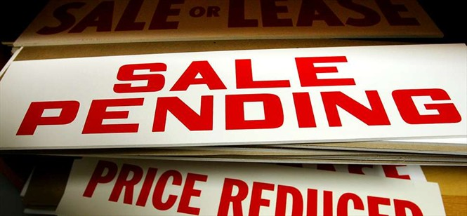 Pending Homes Sales up in July