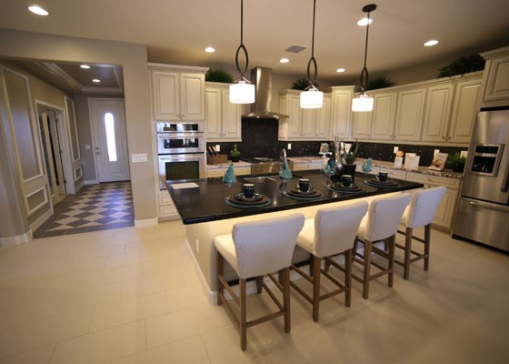 AV Homes will offer a mix of styles in Cypress Trails