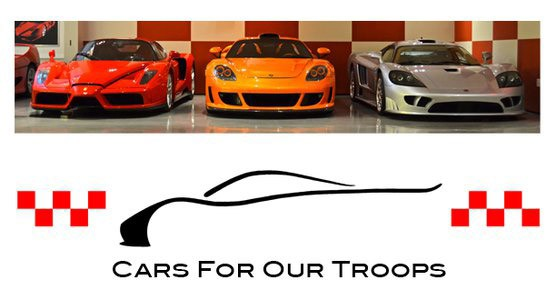 Cars for Our Troops Event - Tinseltown Jacksonville FL