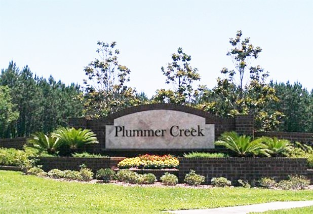 Plummer Creek will feature wooded preserve and lake view sites.