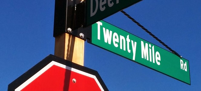 Twenty Mile consists of The Pointe, The Island and The Village.