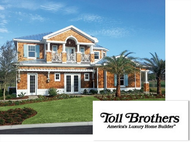 New Coastal Club-Style Living at Toll Brothers at Atlantic Beach Country Club.