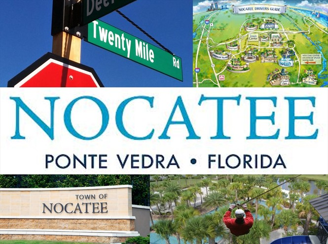 Lots happening in Nocatee, including strong sales, and robust growth.