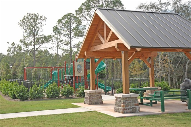 Greenleaf at Nocatee Play Area