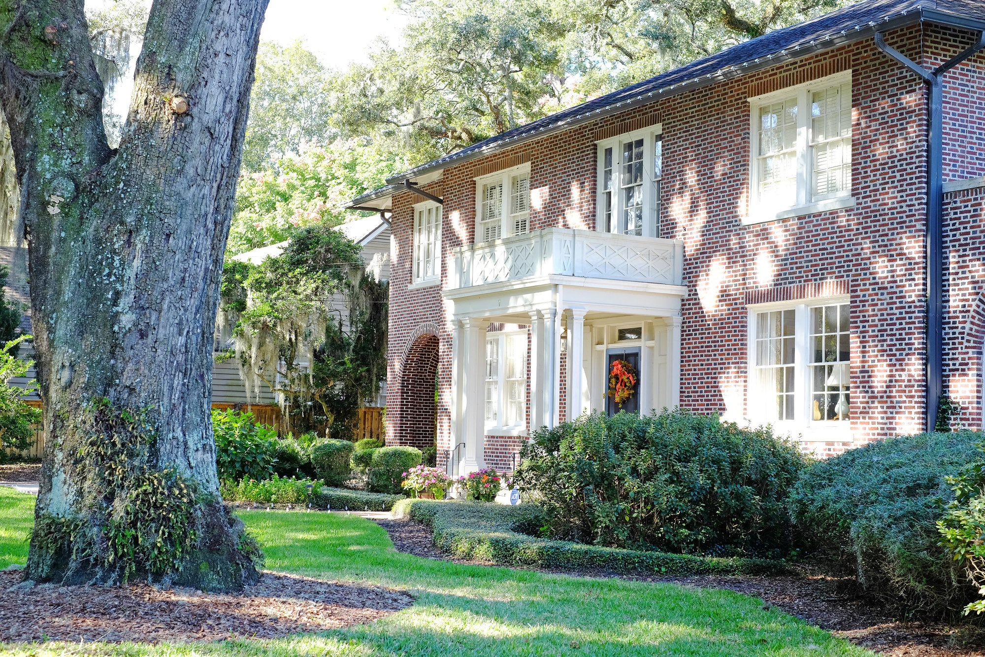 Historic brick home in Avondale Jacksonville